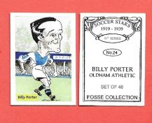 Oldham Athletic Billy Porter 24 (FC)